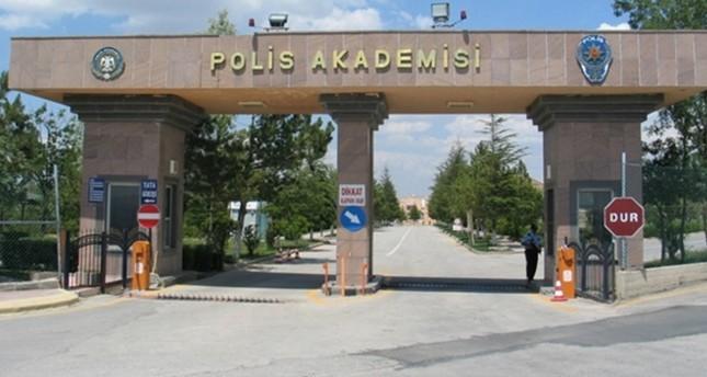 أكاديمية الشرطة التركية (من الأرشيف)