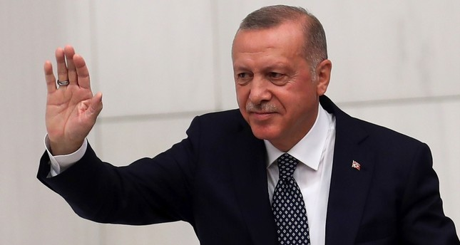 President Erdoğan rules out cabinet reshuffle