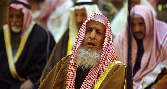 Grand Mufti of Saudi Arabia Abdul Aziz Al-Sheikh (File Photo)