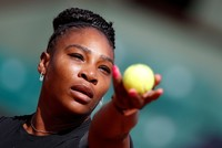 Williams makes winning Grand Slam comeback at French Open