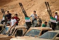 من قوات المعارضة ضد نظام الأسد في جنوب سوريا (الفرنسية)