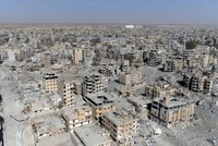 US-led coalition killed 1,600 civilians in Syria's Raqqa, monitors say
