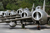 Albania's former Stalin City awaits launch of NATO air base to boost defense, economy