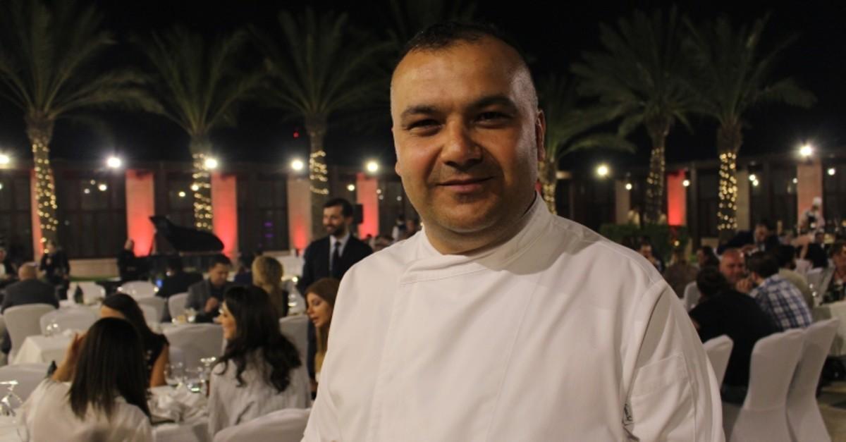 Turkish chef Numan Salu0131 (AA Photo)