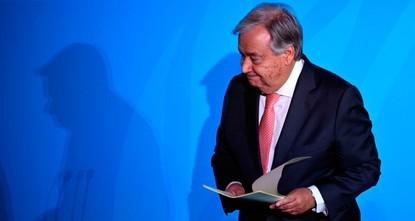 UN können Mitarbeiter im November nicht bezahlen
