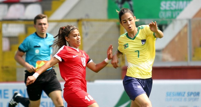 After magnificent opening, game on in Deaflympics