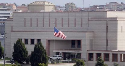 US-Botschaft in Ankara am Montag geschlossen