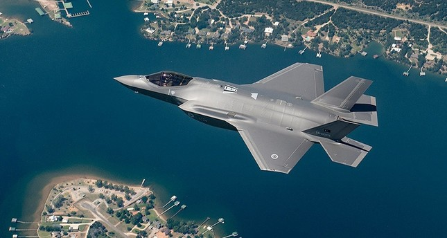 Turkey's Ayesaş sole supplier of 2 key F-35 components