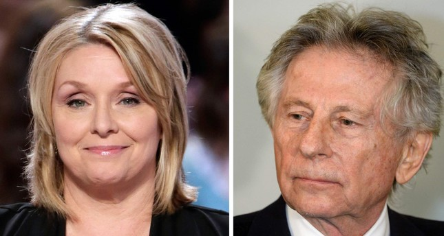 A combo of recent pictures shows French-Polish film director Roman Polanski (R) in Krakow on February 25, 2015 and US writer and former actress Samantha Geimer in Paris on October 14, 2013. (AFP Photo)