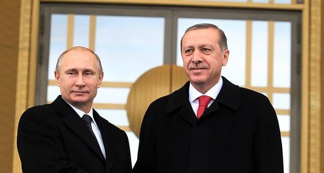 Erdoğan-Putin-Treffen konzentriert sich auf Normalisierung der Beziehungen