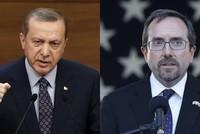 Erdoğan says US envoy Bass not welcome in Turkey