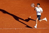 Djokovic out of Monte Carlo Masters after David Goffin defeat in last-eight