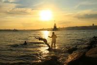 Meteorologists warn against week-long heatwave in waterlogged Istanbul