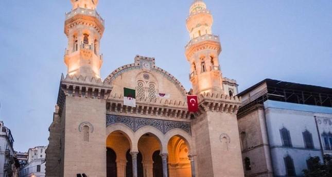 مسجد كتشاوة في العاصمة الجزائرية شاهد على التعاون التركي الجزائري (من الأرشيف)