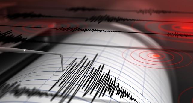 زلزال بقوة 4.2 درجة في بحر إيجه قبالة سواحل تركيا