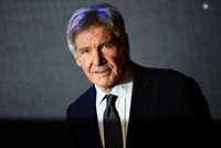 Hollywood star Harrison Ford attacks world leaders who deny global warming