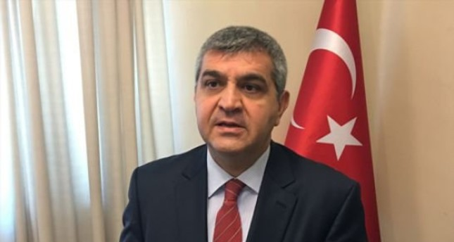 Kaymakcı has said that the period ahead provides an ample amount of opportunities to reinvigorate Turkish-EU relations.
