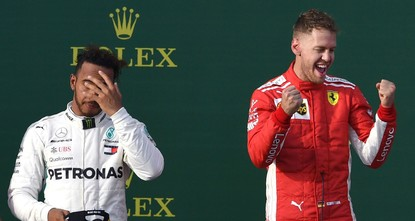 Mercedes party over after 'software glitch' costs Hamilton