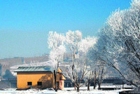 Ardahan: Turkey's coldest spot scenic as its gets every season