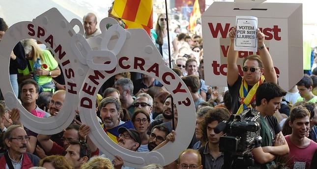 Katalonien: Neun Millionen Wahlzettel beschlagnahmt