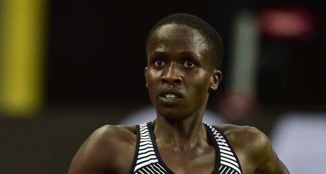 Jebet breaks world record in women's 3,000 steeplechase