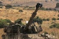 Israel beantwortet Raketenbeschuss aus dem Libanon