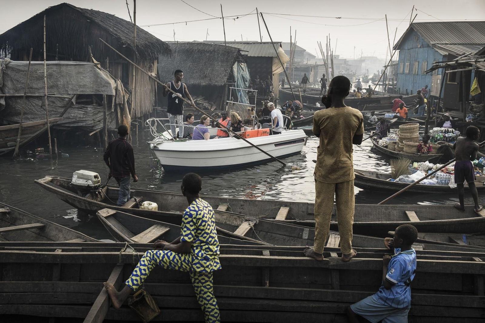 Lagos Waterfronts under Threat