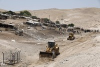 Israel's top court defers decision on demolition of West Bank village