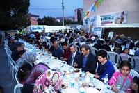 Еврейская община провела ифтар в городе Эдирне