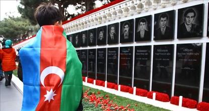 Azerbaijanis' pain still lingers three decades after the Jan. 20 massacre