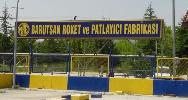 مقتل شخص وإصابة 4 آخرين في انفجار بمصنع للبارود في أنقرة