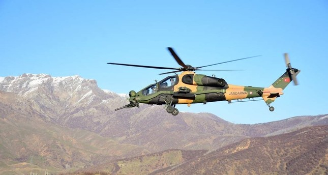 The T129 ATAK helicopter-developer Turkish Aerospace Industries TAI opened its first office at Pakistan's first technopark. The company had previously signed a deal for the sale of 30 ATAK helicopters to the country. AA Photo