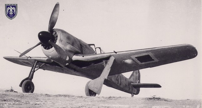 Turkey to unearth German-made WWII-era Focke-Wulf fighters, buried 'upon US request'