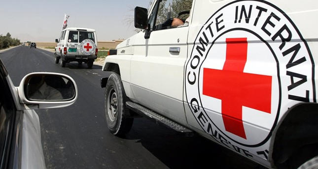 The International Committee of the Red Cross in Afghanistan is trying to secure the release of their staff members who were detained by a local armed group. (AP Photo)