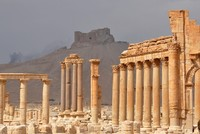 150 Russian specialists arrive to Syria's Palmyra to clear ancient city of mines