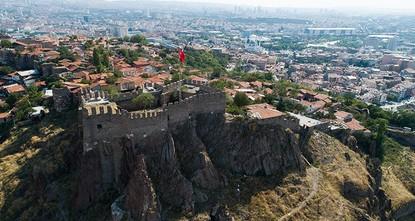 قلعة أنقرة.. الحصن المنيع ومركز الثقافة والتجارة عبر التاريخ