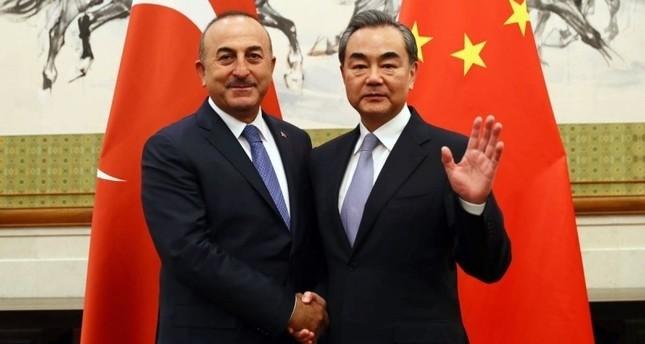 الصين: نؤمن بقدرة تركيا على تجاوز الصعوبات العابرة التي تواجهها