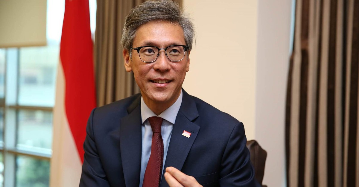 According to Singaporean Envoy to Ankara Jonathan Tow, in spite of the geographical distance, early historical ties contribute to the richness of the two countriesu2019 bilateral relations.