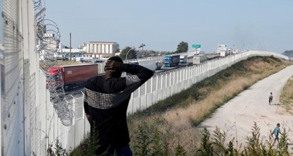 pFrance and Britain will sign a new treaty on the management of their English Channel border controls at a summit near London on Thursday, the Elysee Palace said./p  pThe treaty, set to be...
