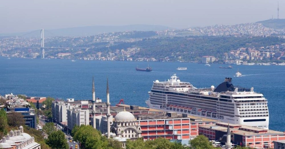 After Turkey was named the best cruise destination in the Mediterranean by the readers of the U.S.-based Porthole Cruise Magazine, Japanese company Cruise Planet decided to expand operations in the country. (?HA Photo)