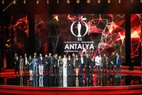 Curtains close at the 53rd International Antalya Film Festival with award ceremony
