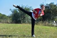 Turkish deaf athlete wins 3 karate world titles in 3 years