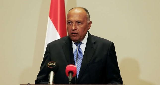 وزير الخارجية المصري: نرغب في تجاوز أي توتر مع تركيا