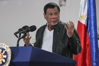 One of Philippine President Rodrigo Duterte's guards was killed in a shooting near Duterte's Manila residence on Tuesday, the head of his security unit said, although the president was nowhere near...