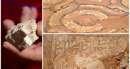 pArchaeologists said Wednesday that they have found remnants of a 1,600-year-old Byzantine chapel in the Elbeyli district of Kilis, in southern Turkey.br / br / The team also uncovered a Roman...