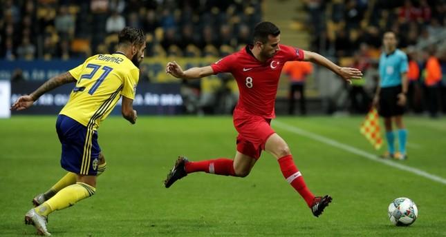 ريمونتادا تركية أمام السويد في دوري أمم أوروبا
