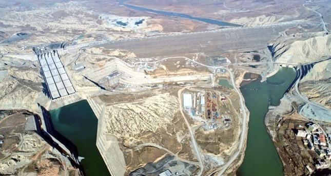 تركيا.. بدء ملء خزان سد إليسو ضمن مشروع جنوب شرقي الأناضول غاب