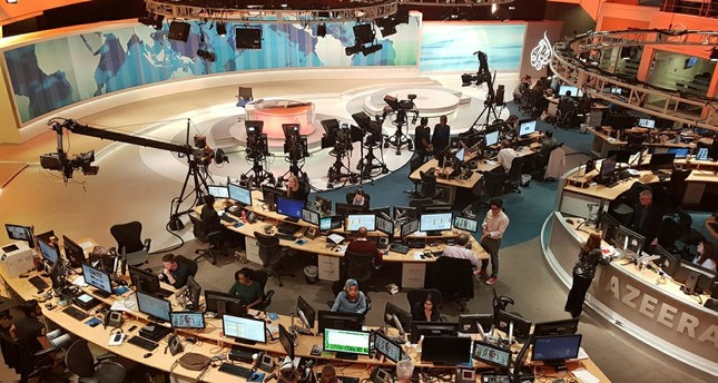 Al-Jazeera says Gulf states' demand to shut it attack on 'freedom of expression'