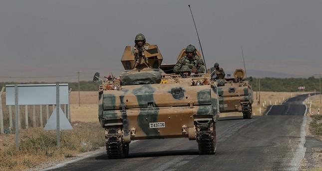 استشهاد جندي تركي بهجوم لـداعش الإرهابي قرب الباب السورية