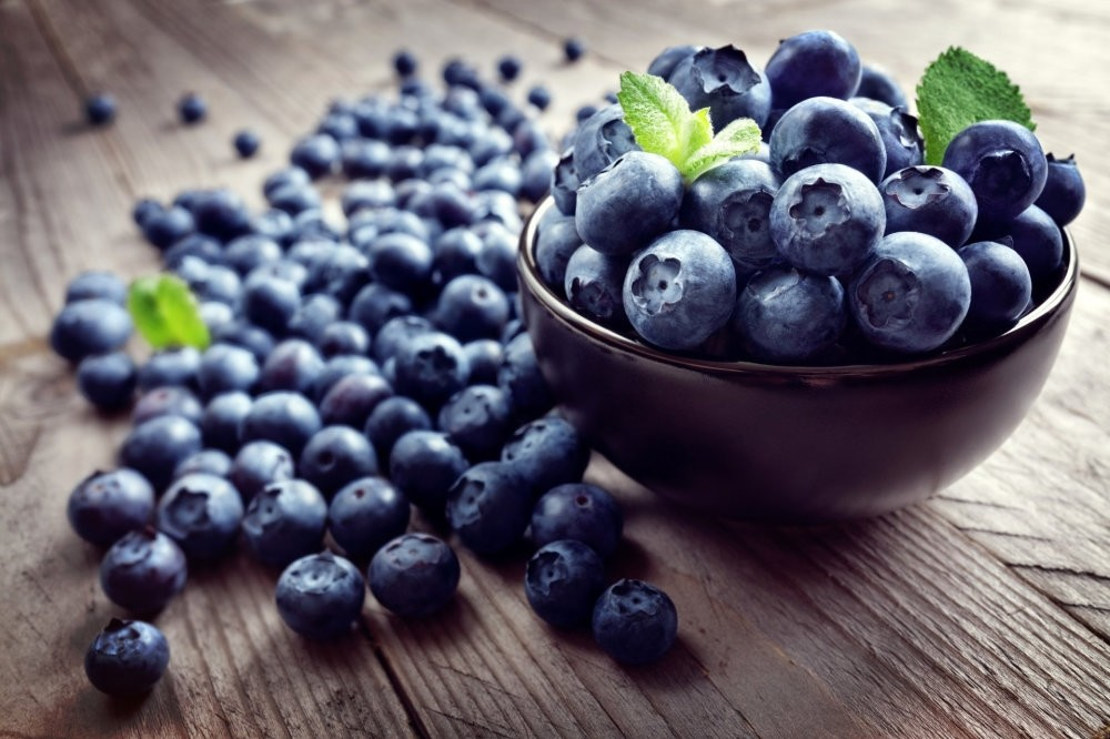 Myrtle berries are often mistaken for blueberries but, they are actually two distinctively different type of berries.